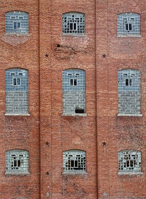 Sugar Mill Broken Windows