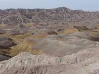 Gorgeous Desolation of South Dakota's Badlands