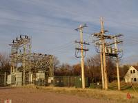 Rushmore Electric's Oacoma, S.D. Substation
