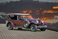 1929 Packard Touring Car