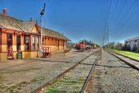 The Depot at Grapevine Texas