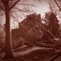 Gillette Castle.04 Art Prints & Posters by John Turek