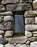 Machu Picchu Window