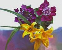 Liliaceas Flowers Bouquet