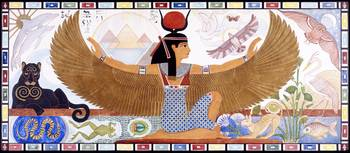 Isis - Proud & Radiant Egyptian Goddess