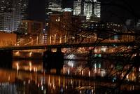 Pittsburgh Bridge by Night