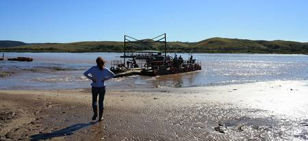 Ferry to Transkei