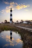 Bodie Island Lighthouse Cape Hatteras Outer Banks