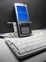 Nokia Wireless SU-8W Keyboard and Nokia N73