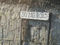 Zig Zag Road, The Isle of Wight