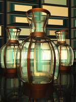 Virtual Glass Jugs