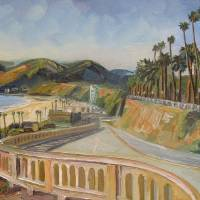 """California Incline"" by letspainttv"