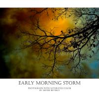 Early Morning Storm Art Prints & Posters by db visual arts