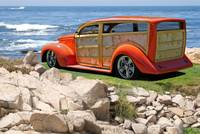 1939 Ford Woody Surf Wagon 1