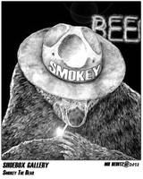 SHOEBOX GALLERY: Smokey The Bear