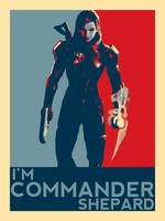 Mass Effect 3 - I'm Commander Shepard