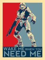 Halo 3 - Wake Me if You Need Me