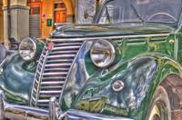 Old Car HDR