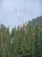 Yellowtail-Curecanti 230-kV Thru San Isabel Forest