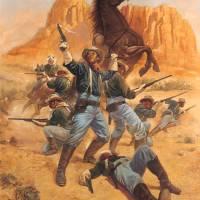 """""""buffalo Soldiers 2 Ambush"""" by JamesGoodridge"""