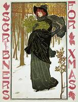 Scribners for Christmas by Louis John Rhead