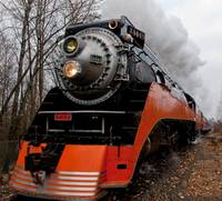 SP 4449 Holiday Express