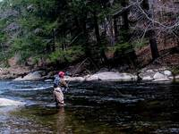 Fly Fishing In Vermont