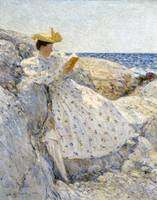 Summer Sunlight, Isles of Shoals by Childe Hassam