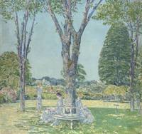 The Audition, East Hampton by Childe Hassam