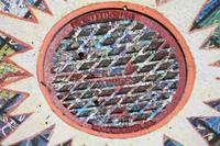 Petersburg Manhole Cover