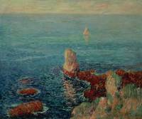 The Island of Groix by Henry Moret