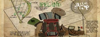 Ireland by Eleonora Moretti