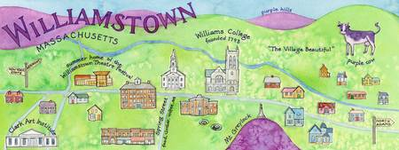 Williamstown, Massachusetts by Alison Kolesar