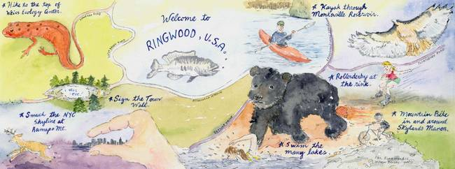 Ringwood, New Jersey by Helen Mason