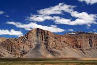 Scenery in Spiti Valley