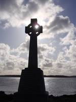 Memorial Cross (Iona, Scotland)