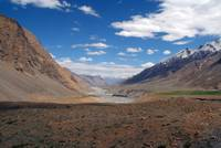 Spiti River Spiti Valley