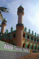 Beachside Mosque Varkala