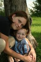 Connor and Mommy