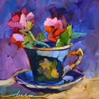 """""A Cup of Goodness"""" by Dreama"