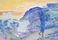 The Return of the Fisherman by Henri-Edmond Cross