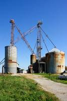Boughtonville Silos