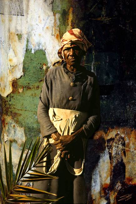Old Crucian Woman