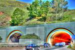 The Rainbow Tunnel