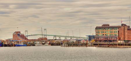The Claiborne Pell Bridge HDR