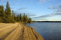 Northers lakes of Labrador
