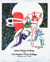 Santa Monica City College Football Game -