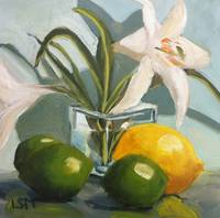 Lemon LImes and Lilies