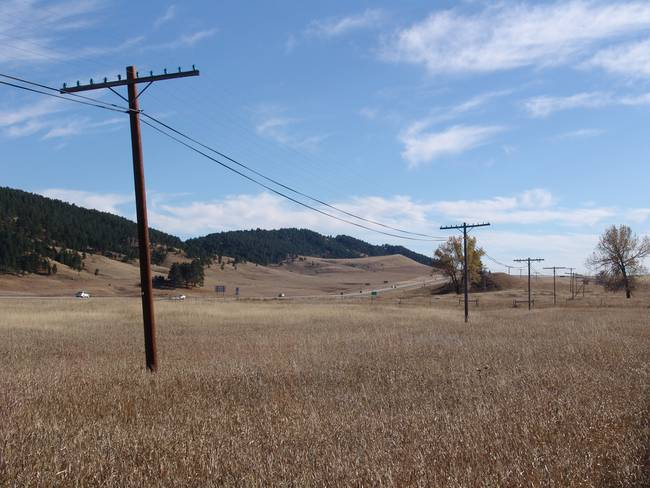 Black Hills and Tilford, S.D. Preserved Open Wire