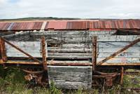 Derelict Coal Wagon 3